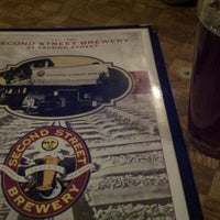 Photo taken at Second Street Brewery by Gary G. on 11/2/2012
