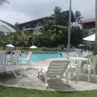 Photo taken at Marulhos Muro Alto Resort by Jones S. on 12/31/2012