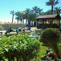 Photo taken at Chiringuito La Macarena by Jonhy V. on 4/6/2013