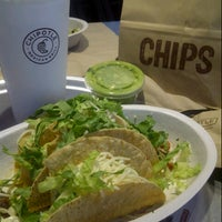 Photo taken at Chipotle Mexican Grill by Crystal C. on 7/27/2013