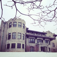 Photo taken at Henry Ford Estate by Zeke A. on 12/19/2013