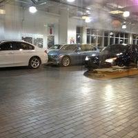 Photo taken at BMW of Dallas by Jason on 3/12/2013