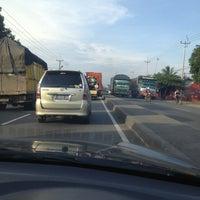 Photo taken at Ciasem, sukamandi - Subang by Jaenal M. on 7/6/2013