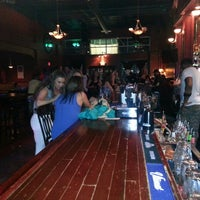 Photo taken at Jimmyz Gastropub & Red Room Lounge by Henry on 6/30/2013