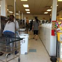 Photo taken at Sudz Laundry Center by Mark M. on 12/26/2012