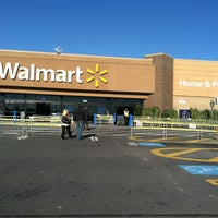 Photo taken at Walmart by Sarah on 11/22/2012