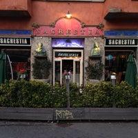 Photo taken at Sacrestia - Farmacia Alcolica by Alvise on 10/20/2012
