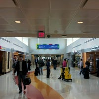 Photo taken at Terminal B by Brandon T. on 12/7/2012
