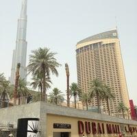 Photo taken at The Dubai Mall by Worawan K. on 5/23/2013