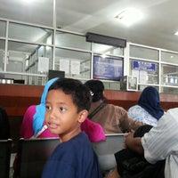 Photo taken at Samsat Depok II by Agung K. on 1/4/2014