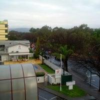 Photo taken at Sage Hotel Adelaide by Chris C. on 9/19/2013