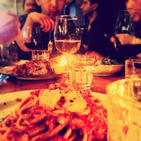 Photo taken at Gusto 101 by Summer L. on 1/14/2013