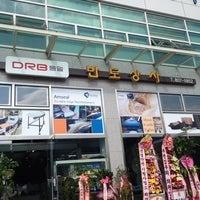 Photo taken at Seobusan Yutongjigu Stn. by ChulHyun on 11/3/2012