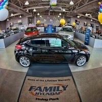 Photo taken at Family Hyundai by Family Hyundai on 4/30/2014
