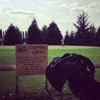 Photo taken at Golf de la Vaucouleurs by Alain B. on 9/1/2013