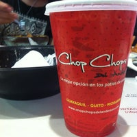 Photo taken at Chop Chop Del Anderson by Camila D. on 3/31/2013