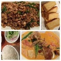 Photo taken at Opart Thai House Restaurant by Bessie on 11/11/2012