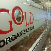 Photo taken at Gold Organizasyon by Fatih T. on 11/17/2015