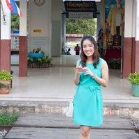 Photo taken at Taphan Hin Railway Station (SRT1099) by Jeeranan R. on 11/8/2014