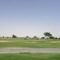 Photo taken at Aspire Park by LoubinA on 5/3/2013