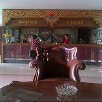 Photo taken at Hotel Matahari by Kostka P. on 11/2/2012