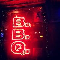 Photo taken at Baby Blues BBQ by Eletta B. on 2/15/2013