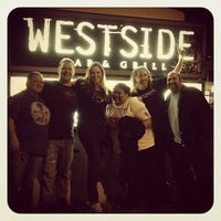 Photo taken at Westside Bar & Grill by Anjelica A. on 11/30/2012