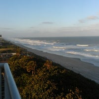 Photo taken at DoubleTree Suites by Hilton Hotel Melbourne Beach Oceanfront by Megan H. on 12/16/2012