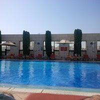 Photo taken at Sheraton Amman Al Nabil Hotel by Motasem I. on 9/15/2013