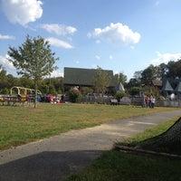 Photo taken at Annie's Playground by Manoli on 9/30/2012
