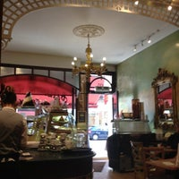 Photo taken at Patisserie Valerie by Loli D. on 10/6/2012