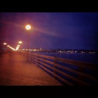 Photo taken at Oceanside Pier by Toshira on 9/14/2012