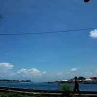 Photo taken at Pulau Karya by Reny I. on 11/27/2012