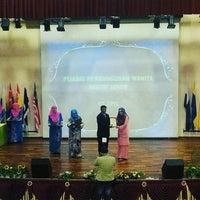 Photo taken at Kolej Sains Kesihatan Bersekutu Johor Bahru by Mohamad Ali T. on 3/26/2016