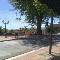 Photo taken at El Villar de Arnedo by Carlos R. on 5/4/2014