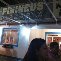 Photo taken at Pirineus Pizzaria by Anderson on 10/20/2012