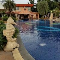 Photo taken at Baan Grood Arcadia Resort and Spa by Nokkaew M. on 5/21/2016