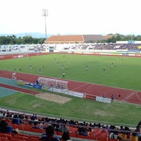 Photo taken at 700th Anniversary Chiangmai Sports Complex by Khun_ake on 6/30/2013