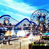 Photo taken at Disney California Adventure by Marisa on 5/3/2013