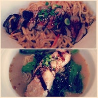 Photo taken at Noodle Theory by Alice O. on 5/24/2013