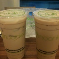 Photo taken at Moonleaf Tea Shop by Chellie on 4/29/2013