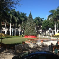 Photo taken at Shops at Merrick Park by Giselle F. on 12/16/2012