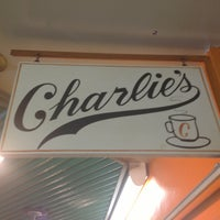 Photo taken at Charlie's by JohnnyAbsinthe on 3/24/2013