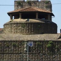 Photo taken at Fortezza da Basso by Visit Tuscany on 5/20/2013