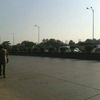 Photo taken at Kherwadi Junction by Akshay K. on 12/16/2013