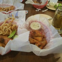 Photo taken at Wings Plus by Michael C. on 9/19/2016