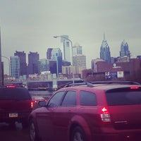 Photo taken at 76 E, South Street Exit by MsDanaPatrice on 12/23/2013