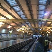 Photo taken at Fiumicino Aeroporto railway station (ZRR) by Sergio C. on 9/30/2012