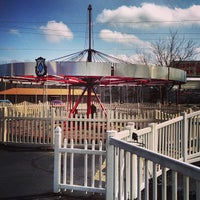 Photo taken at Memphis Kiddie Park by Scott W. on 3/23/2013