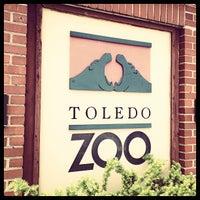Photo taken at Toledo Zoo by Scott W. on 5/26/2013